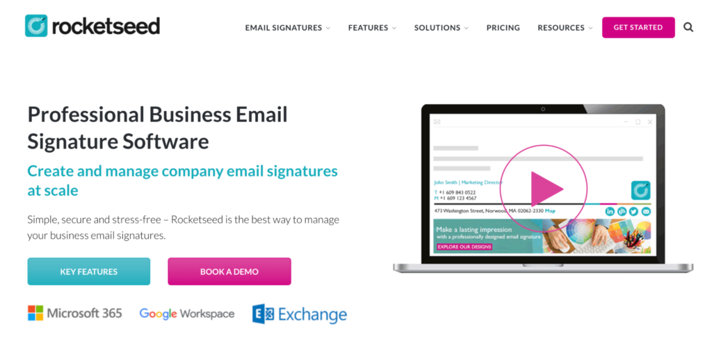 7 Best Email Signature Tools for SMB's in 2021 3