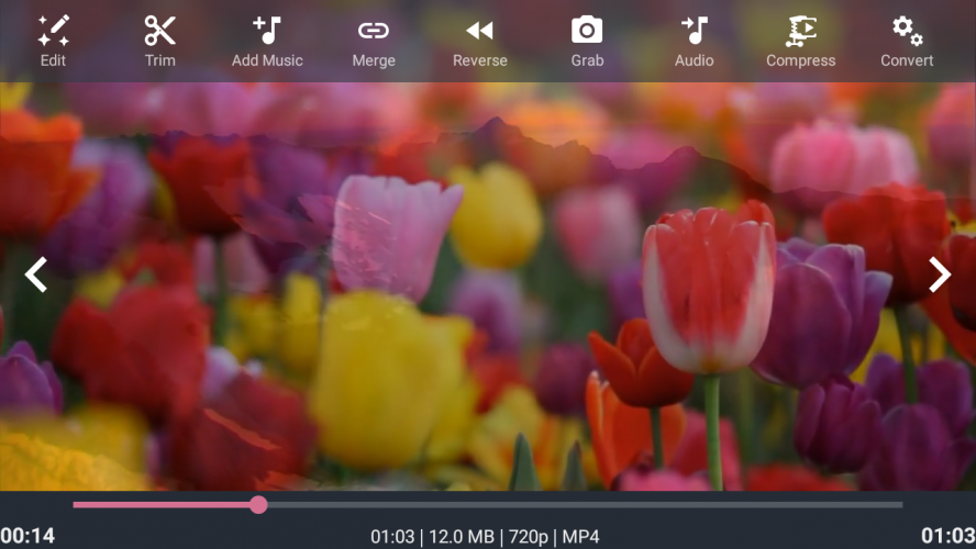 AndroVid - Video Editor, Video Maker, Photo Editor 4.1.4.7 Download Android APK | Aptoide