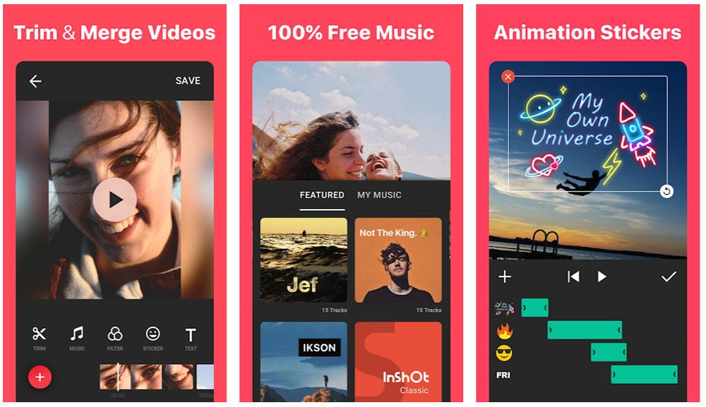 10 Best Free and Paid Video Editing Apps for iPhone and Android in 2019 |  Spivo