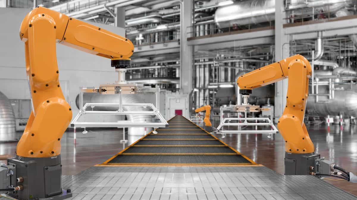 Applications for Industrial Robot Arms – Running Your Business