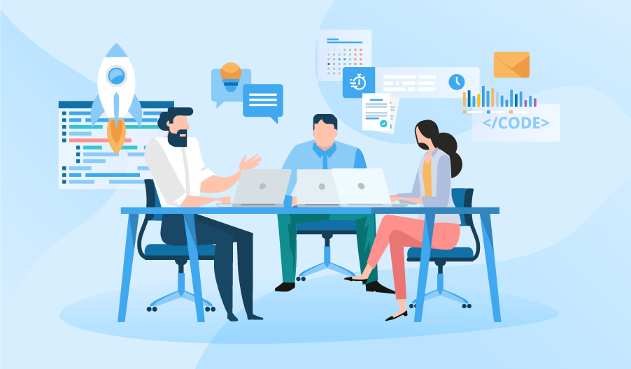 How to Build a Software Development Team and Set Efficient Team Processes