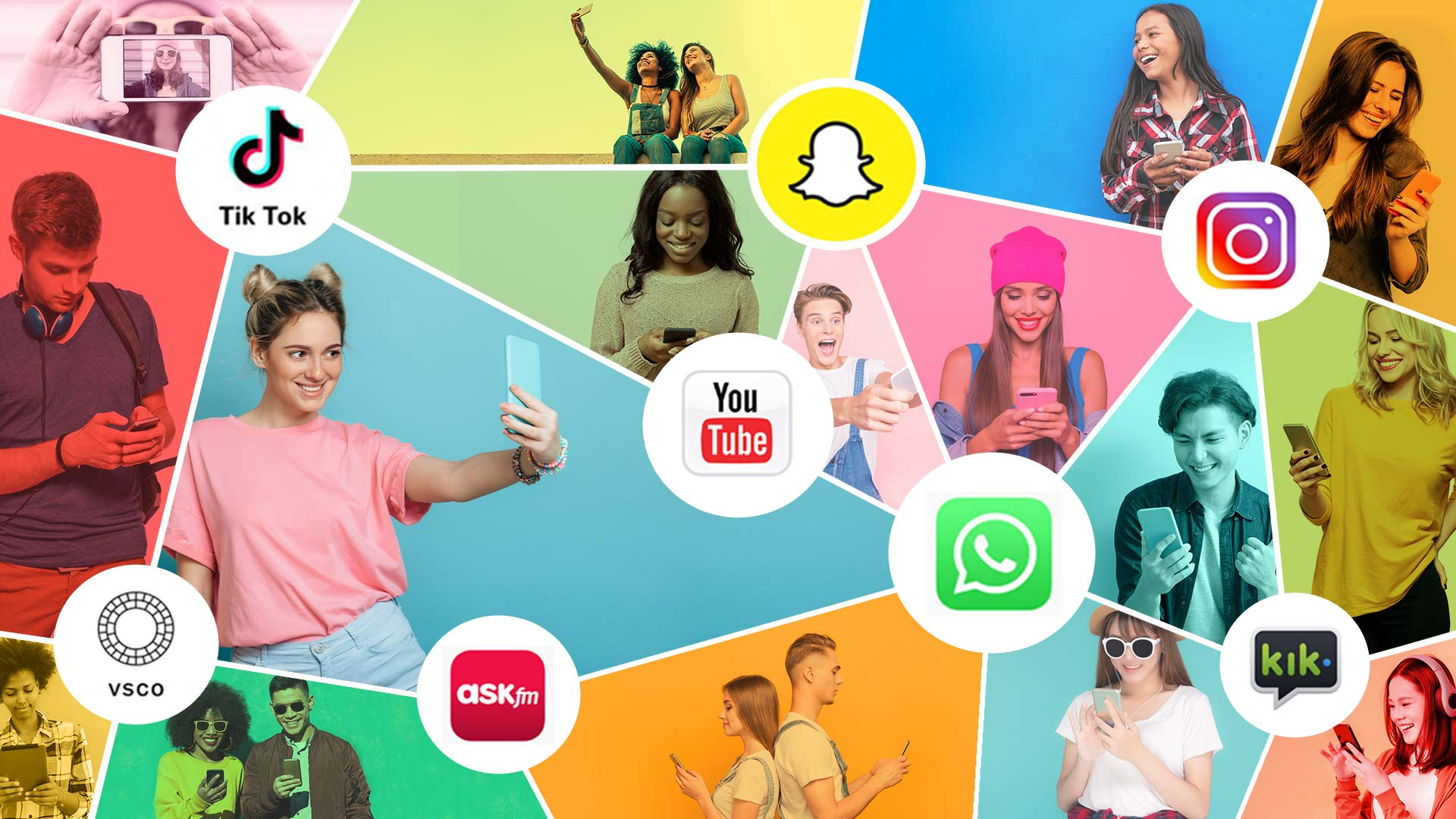 Most Popular Apps for Teenagers in 2021 - Parentology