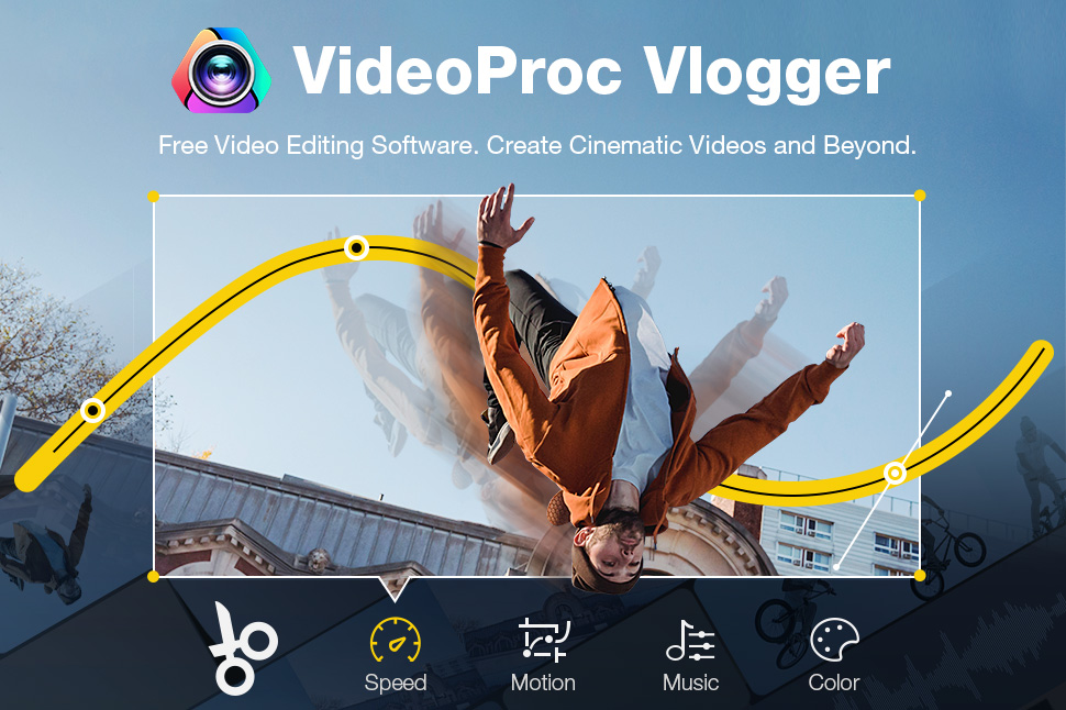 VideoProc Vlogger Review - Make Your Final Cut with this Free Video Editing Software 1