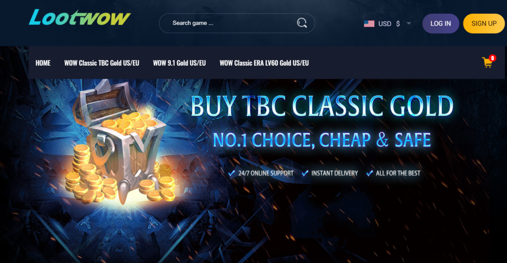 Top 5 sites to buy WoW Gold (Don't Get Suspended) 22