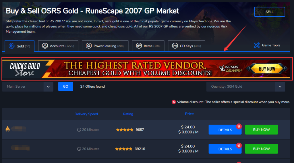 Top 5 sites to buy WoW Gold (Don't Get Suspended) 25